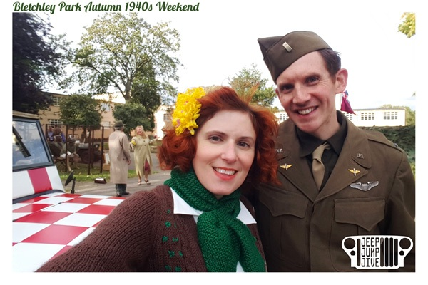 Bletchley Park Autumn 1940s Weekend 2019