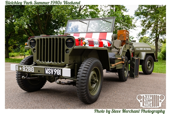 Bletchley Park Summer 1940s Weekend 2019