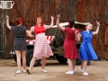 Panshanger Revival Day with Charlie's Angels Vintage Dance Troupe