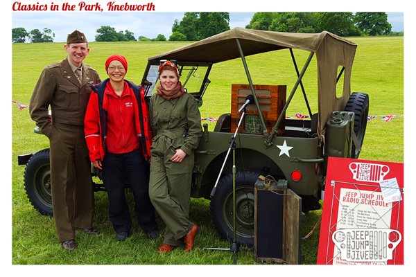 Knebworth Classics in the Park 2016