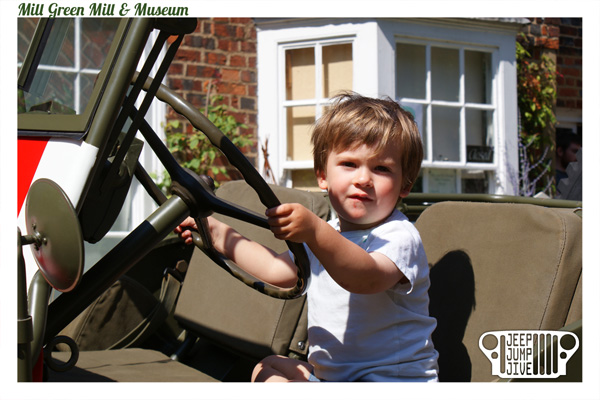 Mill Green Classic Car & Vintage Day