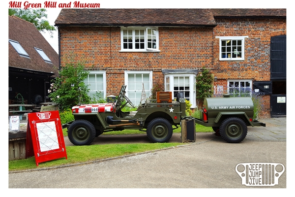 Mill Green Mill and Museum Classic Car and Vintage Day 2016
