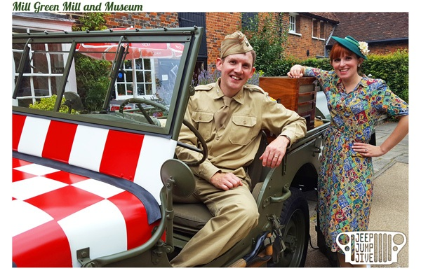 Mill Green Mill and Museum Vintage Day 2017