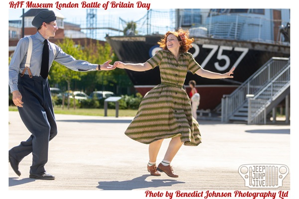 RAF Museum London Battle of Britain Day 2019