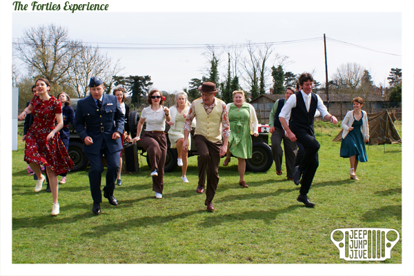The Forties Experience Family Weekend at The Lincolnsfield Children's Centre