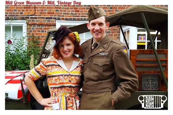 Mill Green Museum & Mill Vintage Day 2019